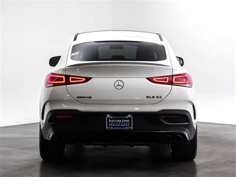 Could somebody please post it if possible? New 2021 Mercedes-Benz GLE AMG® GLE 53 SUV in #N157911 | Fletcher Jones Automotive Group