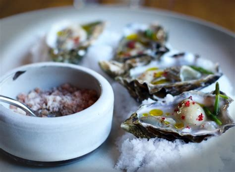 mignonette cuisine stunning cuisine makes spoonbar stand out