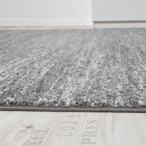 teppich kurzflor grau anthrazit creme teppich de