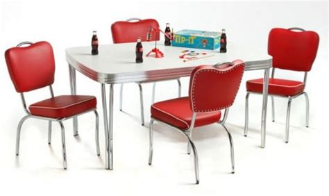 retro table and chairs for your wonderful house seeur