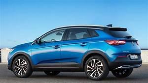 Suv Opel Grandland : new compact crossover suv 2018 opel grandland x interior exterior review youtube ~ Medecine-chirurgie-esthetiques.com Avis de Voitures
