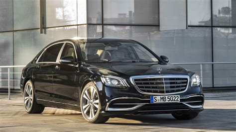 2018 Mercedesbenz Sclass  Top Speed