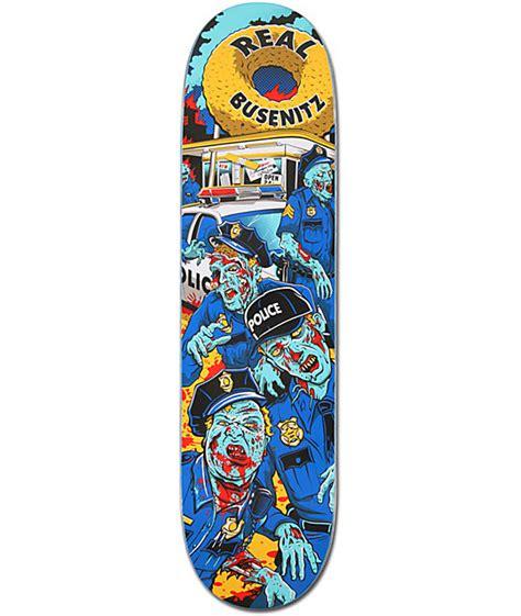 Zumiez Blank Skate Decks by Real Busenitz Cop 8 0 Quot Skateboard Deck At Zumiez Pdp