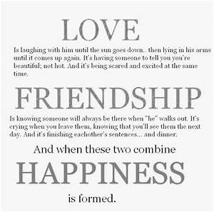 QUOTES ABOUT LIFE AND LOVE AND HAPPINESS AND FRIENDSHIP ...