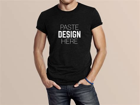 Tshirt Mockup T Shirt Mockups Freebie Photoshop
