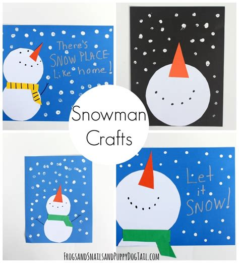 snowman activities for preschool snowman craft for fspdt 242