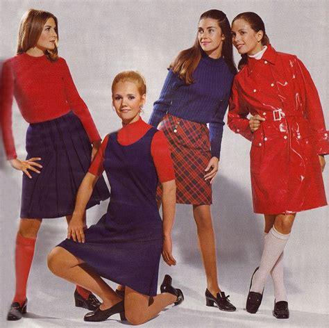 siebziger jahre kleidung 1969 in 2019 vintage fashion catalog scans 70s 80s