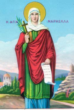 st marcella saints angels catholic