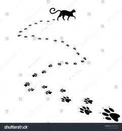 Cat Paw Print Clip Art No Background