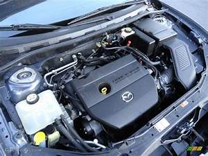 2008 Mazda Mazda3 I Touring Sedan 2 0 Liter Dohc 16v Vvt 4 Cylinder Engine Photo  77482166