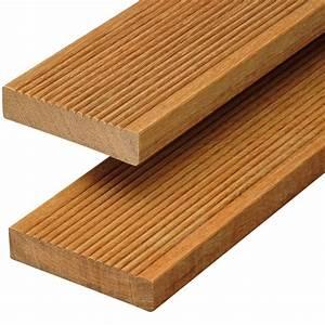 Bois Exotique Pour Terrasse : lame terrasse bois exotique 9 x 245 ~ Dailycaller-alerts.com Idées de Décoration