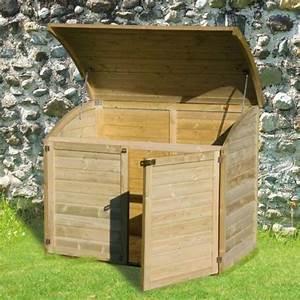 Coffre De Jardin En Bois : coffre de jardin en bois 900l ~ Teatrodelosmanantiales.com Idées de Décoration