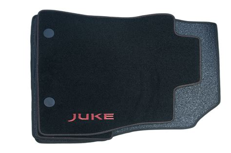floor mats nissan juke nissan juke genuine car floor mats luxury tailored carpet front rear x4 red ebay