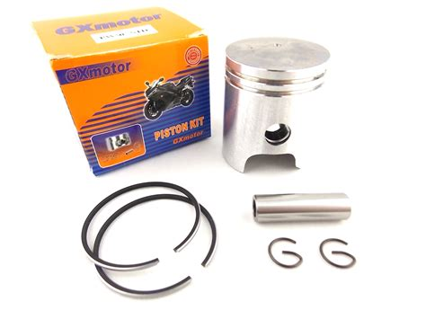 Yamaha Pw50 Peewee 81-14 Forseti Std Piston Kit 40mm Rings