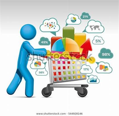 Collecting Shopping Trolley