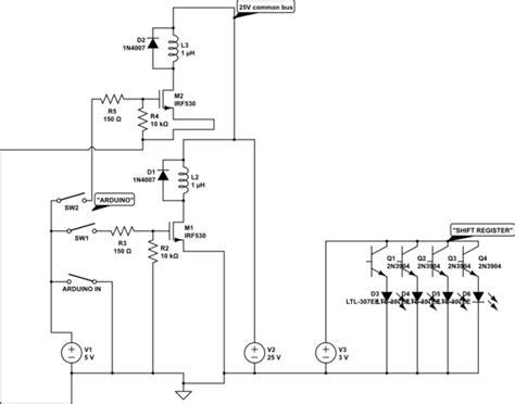 Mosfet Solenoids Causing Arduino Malfunction Despite