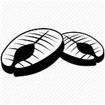 Salmon Fish Icon Drawing Grill Clipart Ingredient