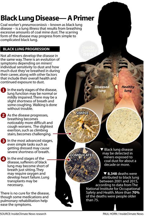 black lung disease  primer insideclimate news
