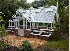 Timber & Steel Victorian Greenhouses