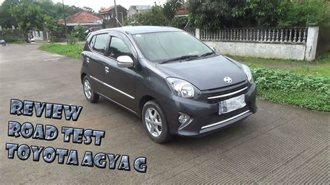 Review Toyota Agya by Review Toyota Agya G Mt Tahun 2016