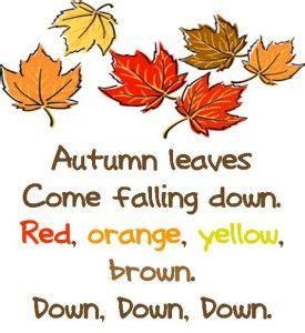 Autumn Leaves Falling, Poem And Short Poems On Pinterest