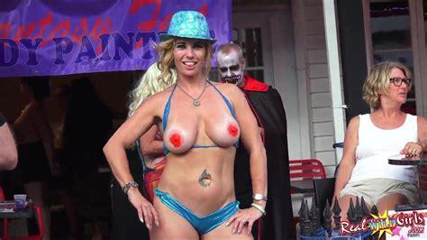 Naked Street Flashers Fantasy Fest 15 Daytime Free Porn C2