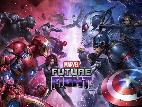 Marvel Future Fight Review And Discussion Toucharcade