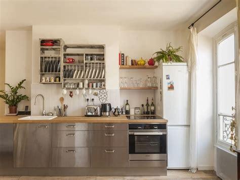 cuisine moderne bois clair ikea cuisine bois massif mzaol com