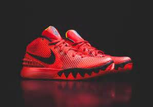 Kyrie Irving Shoes Red