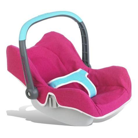 siege gonflable bébé smoby cosy pour poupées siège bébé confort jeux et