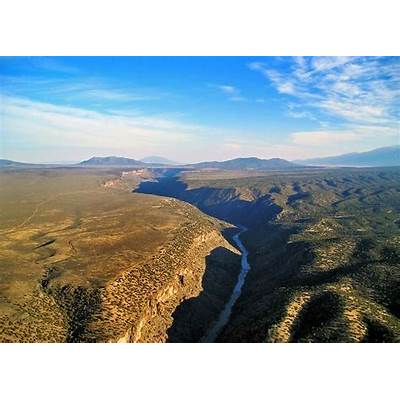 Rio Grande del Norte New Mexico