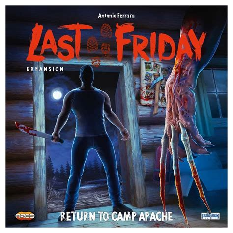 Last Friday: Return to Camp Apache Expansion   eBay