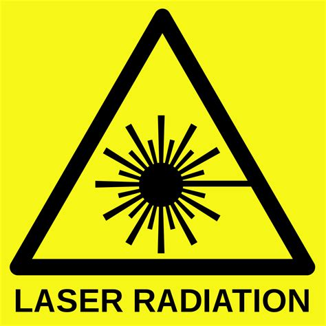 laser light warning label laser safety wikipedia