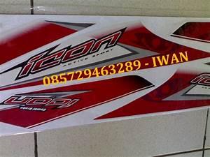 Striping Variasi Dan Model Thailand Honda Beat Non Pgm