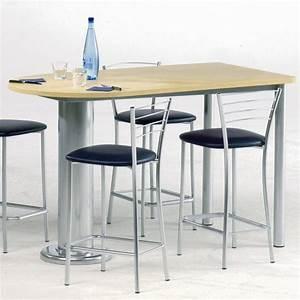 Table Pour Petite Cuisine : tabouret pour table hauteur plan de travail ~ Dailycaller-alerts.com Idées de Décoration