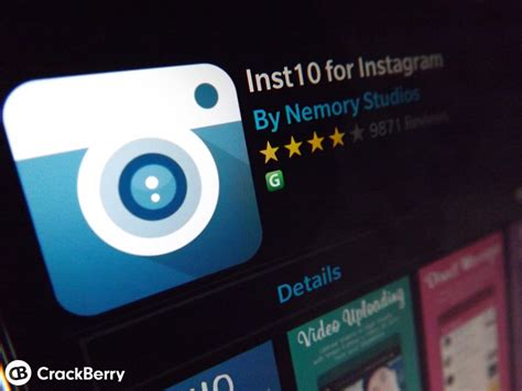 third party instagram app inst10 updates once again to resolve errors crackberry com