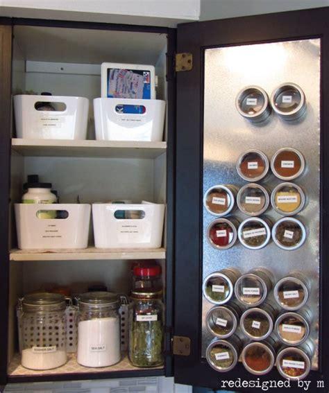 creative storage solutions  organize   food