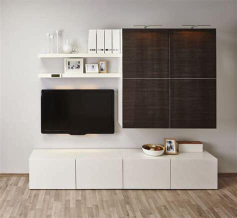 Meuble Besta Ikea   rangement modulable en 25 idées top