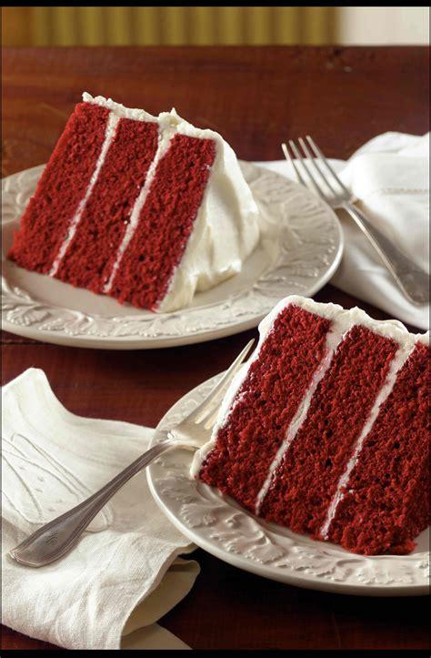 red velvet cake relish