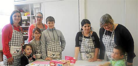 atelier cuisine parents enfants ateliers de cuisine beau moment de partage hennebont letelegramme fr