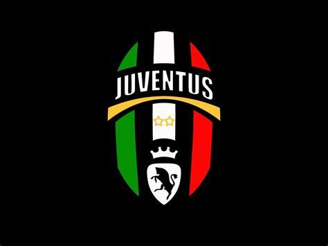 sport juventus logo italy   wallpaper hd