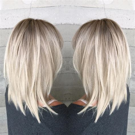 10 Stylish & Sweet Lob Haircut Ideas Shoulder Length