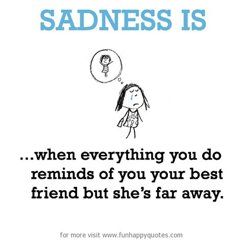 Short Missing Your Friends Quotes