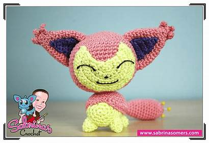 Pokemon Skitty Amigurumi Crochet Pattern Patterns
