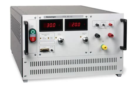 Low Voltage Precision Power Supplies Pulse