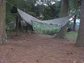 Hammock Cing Setup by Simply Light Designs Streamliner Sl Reviews Trailspace