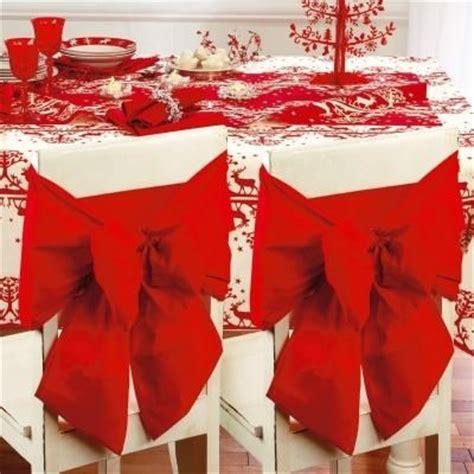 noeud de chaise espagnol 1 housse pour dossier de chaise decoration noel mariage