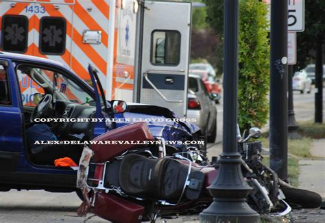 Motorcycle Driver Seriously Hurt In Bristol Crash