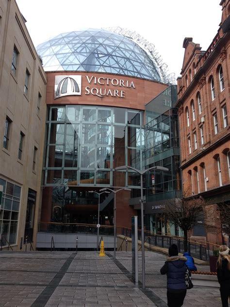 victoria square belfast belfast shopping centre  architect