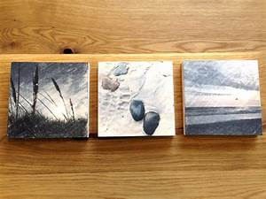 Kalkanstrich Auf Holz : lavendeldruck auf holz geht das handmade kultur ~ Markanthonyermac.com Haus und Dekorationen